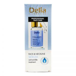 Delia Face & Neckline Serum 10ml Moisturizing