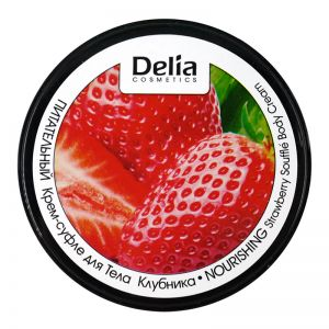 Delia Body Cream Strawberry Souffle 200ml