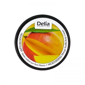 Delia Body Cream Mango Souffle 200ml