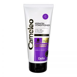 Cameleo Keratin Argan Oil Express Curly Hair Conditioner 200ml