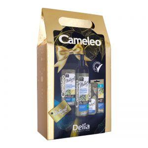 Cameleo Natural Aqua Action Shampoo 250ml + Conditioner 200ml + Serum 55ml