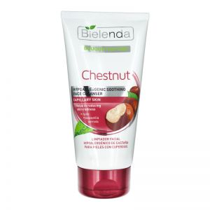 Bielenda Bouquet Nature Chestnut Face Cleanser 150g