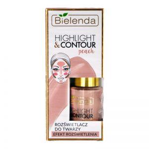 Bielenda Highlight & Contour Peach 15ml