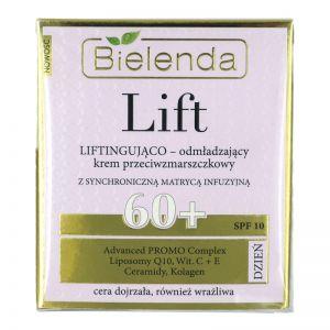 Bielenda LIFT Lifting and Rejuvenating Anti-Wrinkle Cream 60+ Day, SPF10 50ml