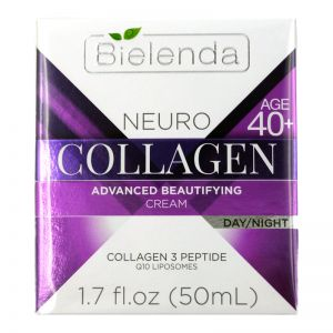 Bielenda Neuro Collagen Age 40+ Advanced Beautifying Cream 50ml