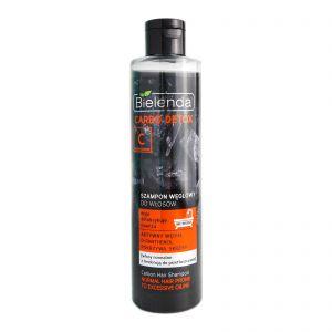 Bielenda Carbon Detox Carbon Hair Shampoo 245g