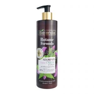 Bielenda Botanic Formula 96% Shampoo for Greasy Hair 400g