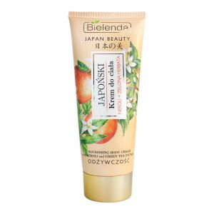 Bielenda Japan Beauty Nourishing Body Cream 200ml
