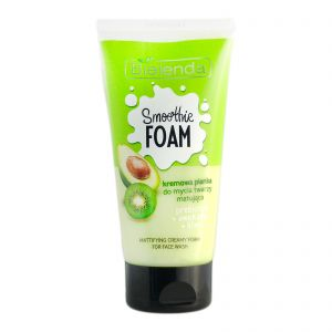 Bielenda Smoothie Foam Mattifying Creamy Foam for Face Wash 135g
