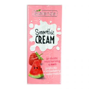 Bielenda Smoothie Cream 50ml Strawberry + Watermelon