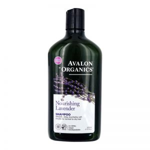 Avalon Organics Shampoo 325ml Nourishing Lavender