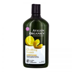 Avalon Organics Conditioner 312g Clarifying Lemon
