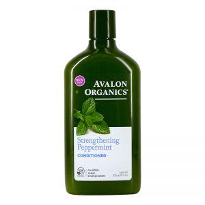 Avalon Organics Conditioner 312g Strengthening Peppermint