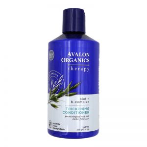 Avalon Organics Conditioner 14oz Thickening Biotin B-Complex