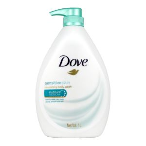 Dove Bodywash 1L Sensitive Skin Nutrium Moisture