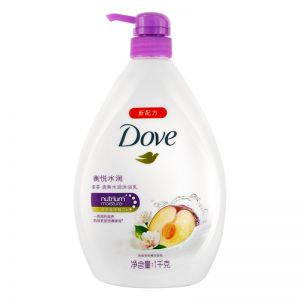 Dove Go Fresh Rebalance Body Wash 1L