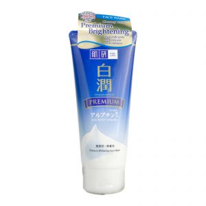 Hada-Labo Shirojyun Whitening Face Wash 100g