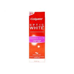 Colgate Toothpaste Optic White Dazzling White 100g