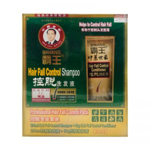 Bawang Professional Hairfall Control Pack (Shampoo 200ml+Conditioner 80g)
