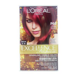 L'Oreal Excellence Fashion P66 Intense Spicy Red
