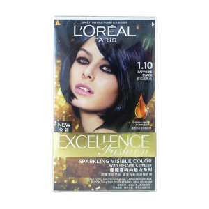 L'Oreal Excellence Fashion 1.10 Sapphire Black