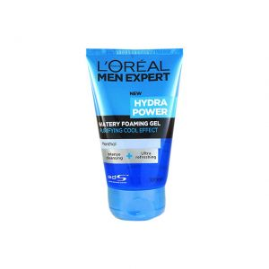 L'Oreal Men Expert  Hydra Power Watery Foamy Gel 100ml