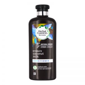 Clairol Herbal Essence Conditioner 400ml Hydrate Coconut Milk