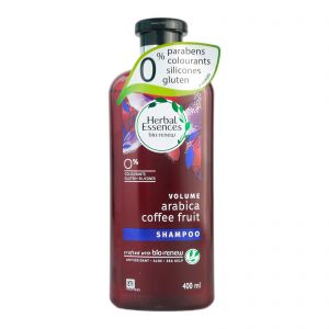 Clairol Herbal Essence Shampoo 400ml Arabica Coffee Fruit