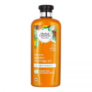 Clairol Herbal Essence Conditioner 400ml Smooth Golden Moringa Oil