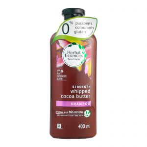 Clairol Herbal Essence Shampoo 400ml Whipped Cocoa Butter