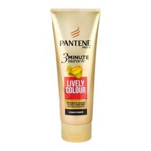 Pantene 3 Minute Miracle Conditioner Lively Colour 200ml