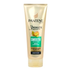 Pantene 3 Minute Miracle Conditioner Smooth & Sleek 200ml