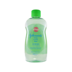 Johnson's Baby Oil 500ml Aloe