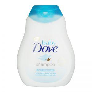 Dove Baby Shampoo 200ml Rich Moisture