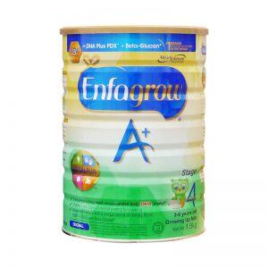 Enfagrow A+ Stage 4 Milk Powder (360DHA+PDX+Beta-Glucan) 1.8kg