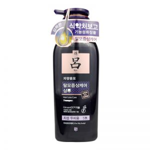 Ryo Hair Loss Care Shampoo 400ml For Oily Scalp