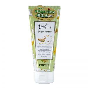 Enesti Rice & Milk Foaming Cleanser 120ml