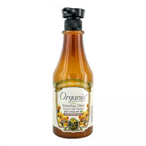 Organia Relaxing Olive Essential Hair Shampoo 750g