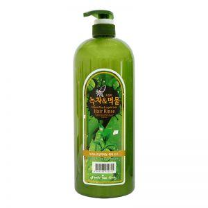 Seeds & Farm Green Tea and Squid Ink Hair Rinse 1500g