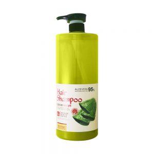 nat.chapt.® Aloe Vera 95% Hair Shampoo 1500g