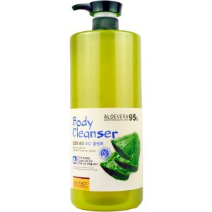 nat.chapt.® Aloe Vera 95% Body Cleanser 1500g