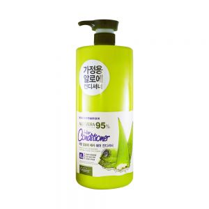 White Organia Aloe Vera 95% Hair Conditioner 1500ml