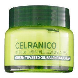 Celranico Green Tea Seed Oil Balancing Cream 50ml