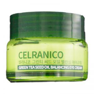 Celranico Green Tea Seed Oil Balancing Eye Cream 30ml