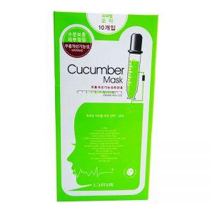 L'AFFAIR Cucumber Mask 23ml 10s