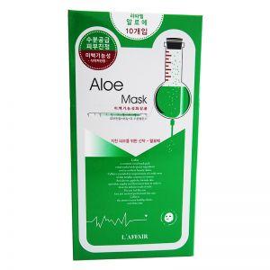 L'AFFAIR Aloe Mask 23ml 10s
