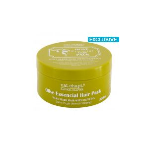 Nat.Chapt. Olive Essencial Hair Pack 300ml