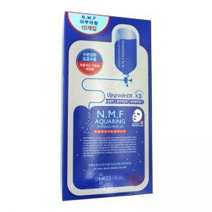Mediheal N.M.F Aquaring Ampoule Mask 10s Box