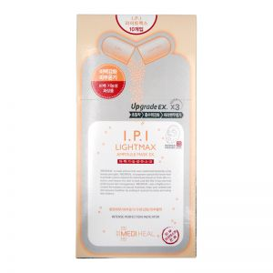 Mediheal I.P.I Lightmax Ampoule Mask 10s Box