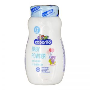 Kodomo Baby Powder 50g Extra Mild Anti Rash Blue